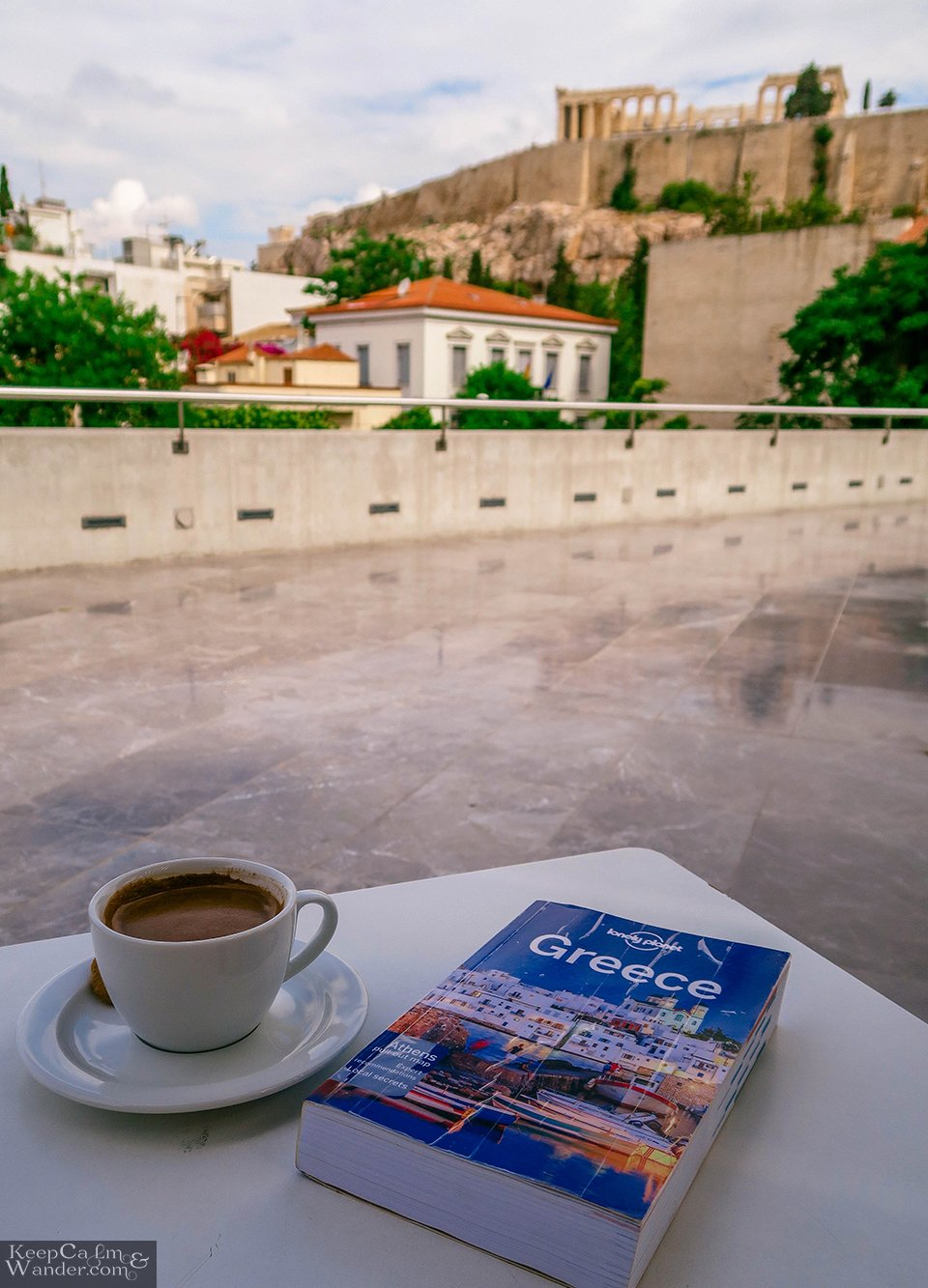 Inside the Acropolis Museum in Athens (Greece). Travel Blog