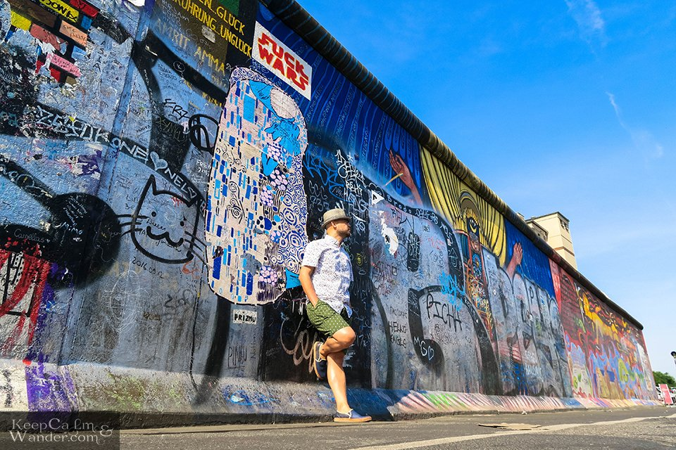 East Side Gallery of the Berlin Wall (Germany)