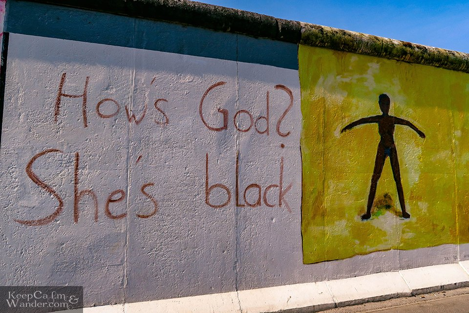 Travel Blog Photo East Side Gallery of the Berlin Wall (Germany)