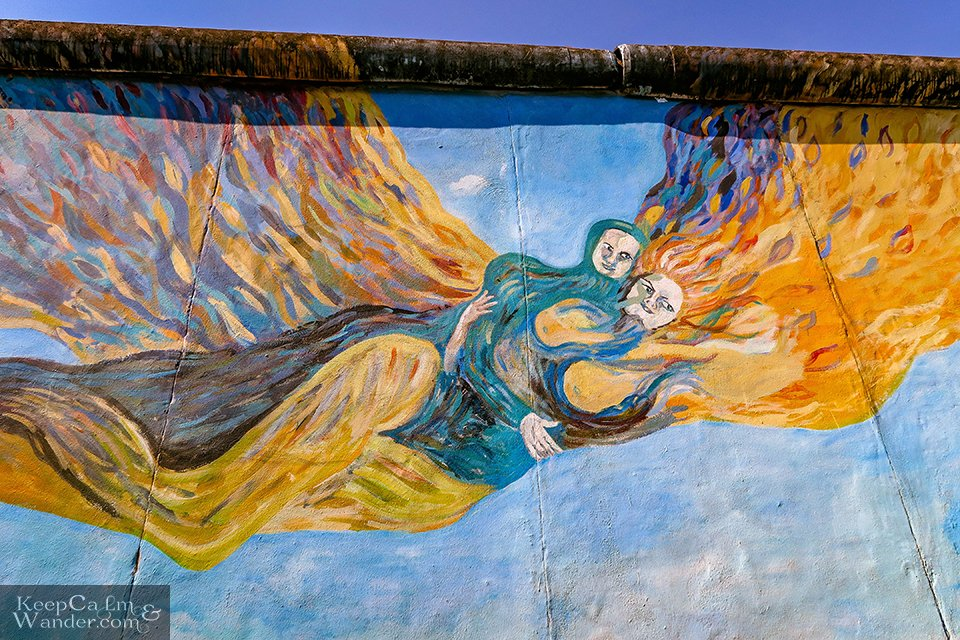 East Side Gallery of the Berlin Wall (Germany) Travel Blog Photo