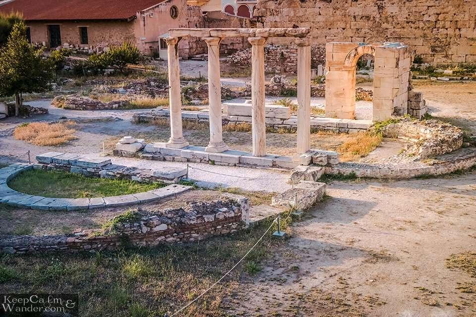 Monastiraki Athens Hostel Hotel Parthenon Greece
