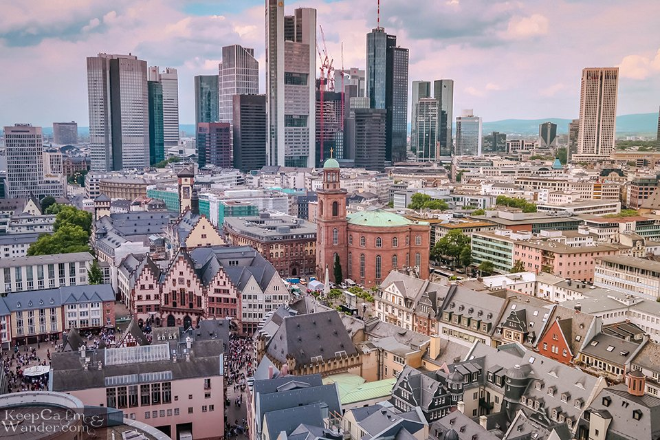 Cathedral in Frankfurt, Germany Travel
