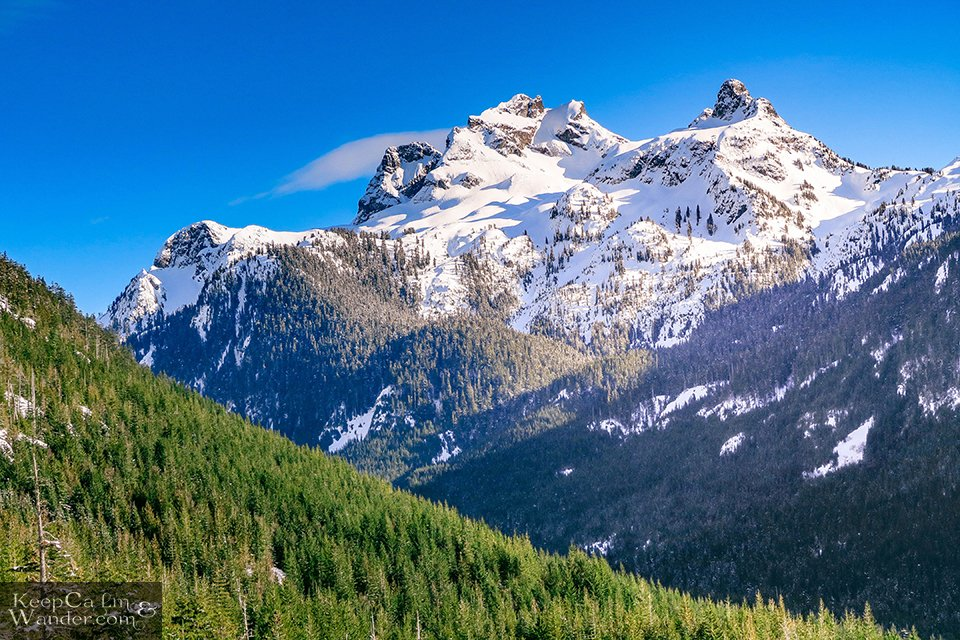 Sea to Sky Gondola Ride - The Views From the Summit Are Breathtakingly Stunning (Squamish, British Columbia).
