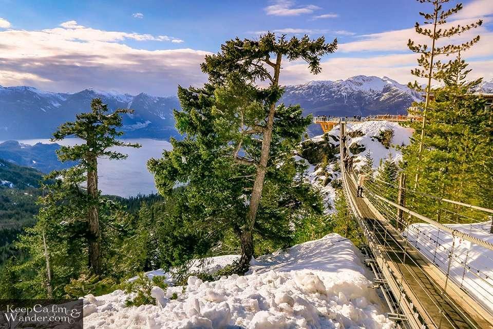 Travel Blog Gondola Ride - Sea to Sky (Squamish, British Columbia).