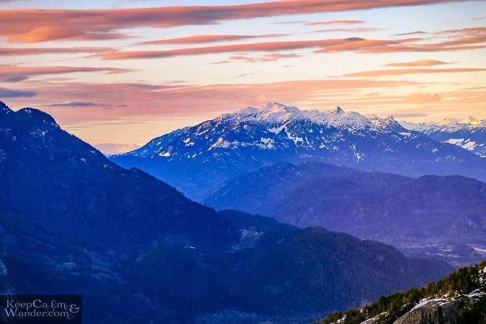 Gondola Ride - Sea to Sky (Squamish, British Columbia). Travel Blog Canada Photos