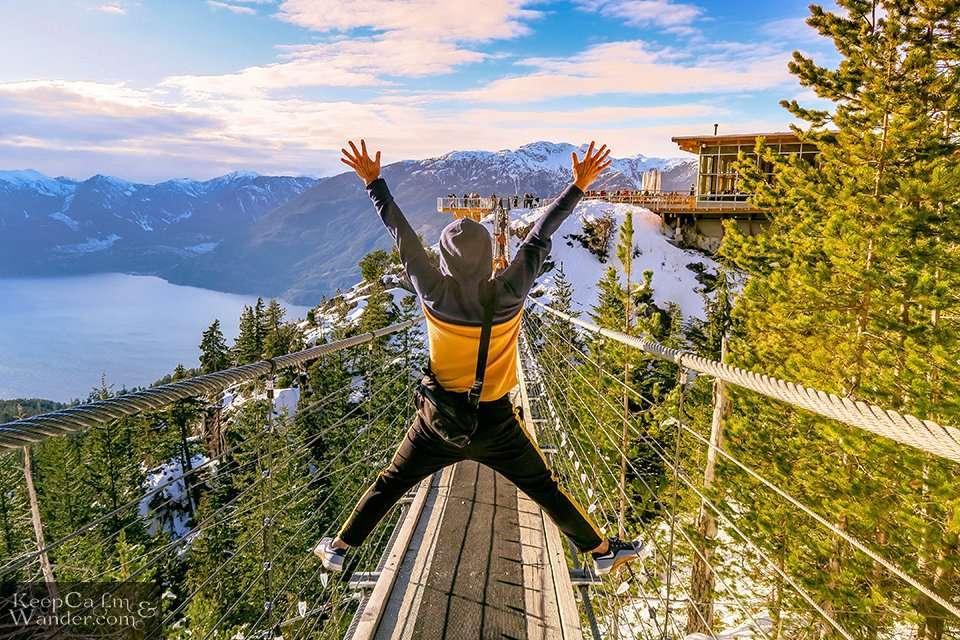 Gondola Ride - Sea to Sky (Squamish, British Columbia). Travel Blog Canada
