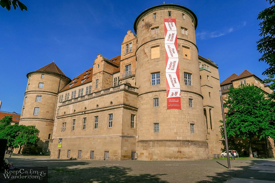 History Museum Württemberg Landesmuseum Old Castle My Own Walking Tour in Stuttgart (Germany) Travel Blog