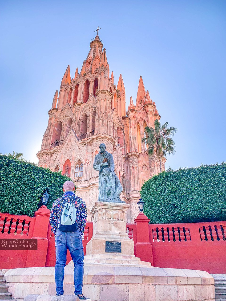 Photos Cathedral of San Miguel de Allende (Mexico) Travel Blog