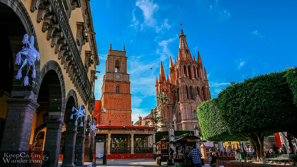 Photos Cathedral of San Miguel de Allende (Mexico). Travel Blog