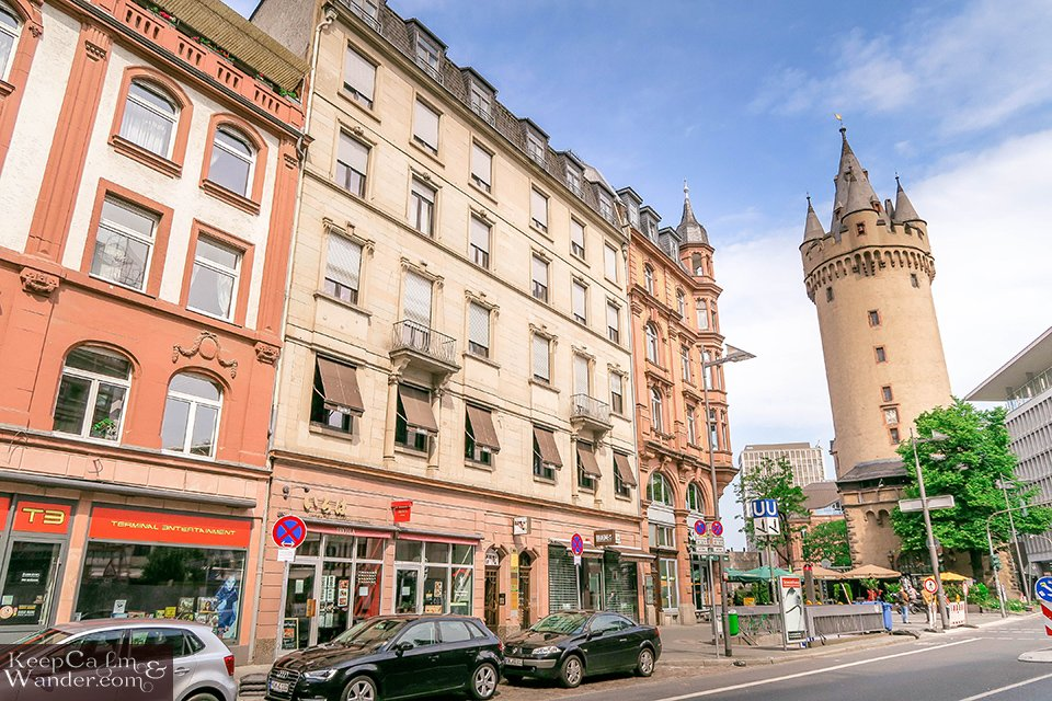 Travel Itinerary: One Day in Frankfurt (Germany).