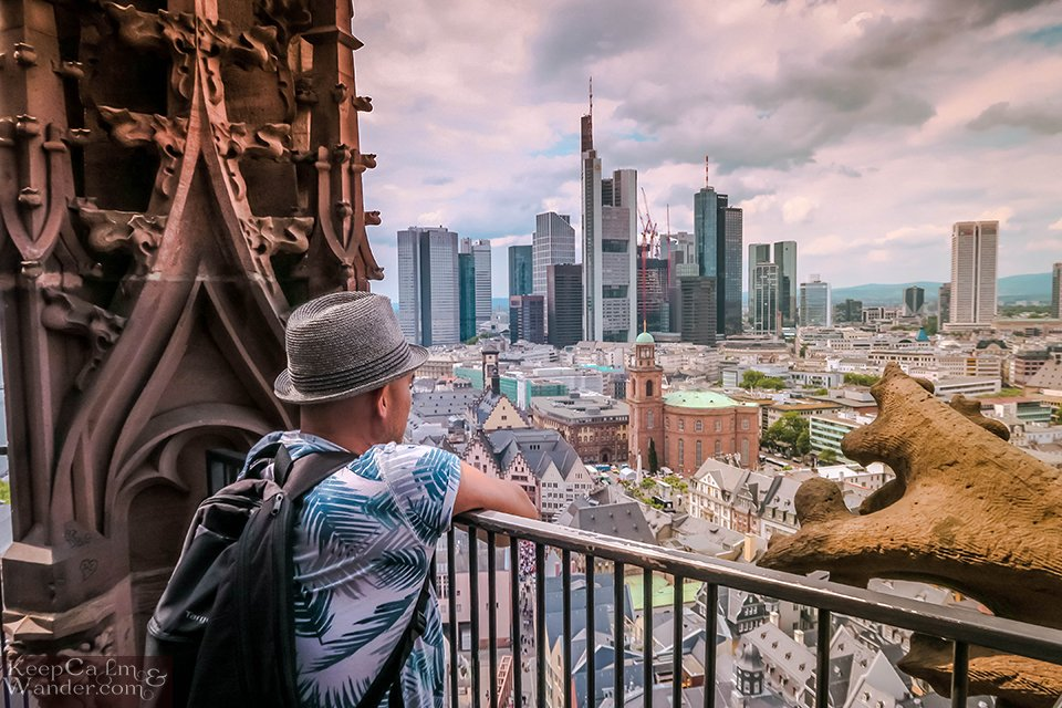 One Day Itinerary in Frankfurt (Germany). Travel Blog