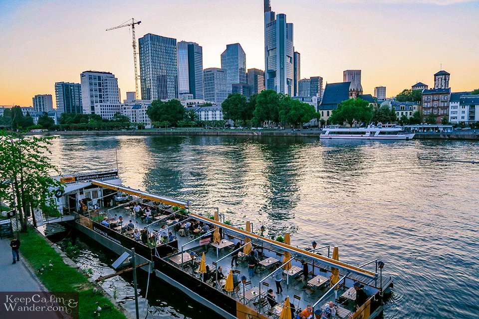 One Day Itinerary in Frankfurt (Germany). Travel Blog Photo