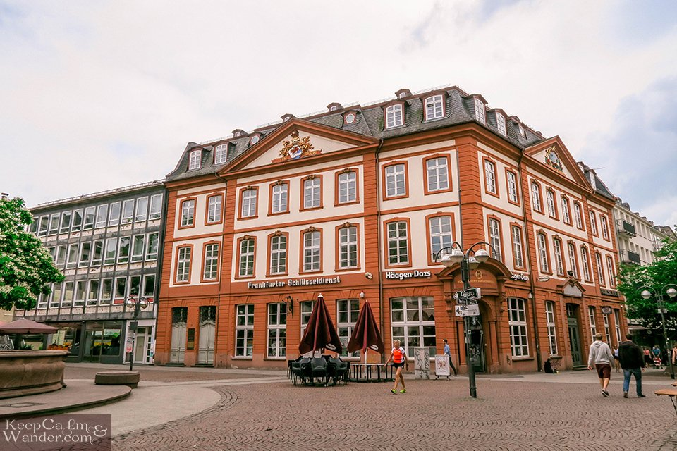Travel Itinerary: One Day in Frankfurt (Germany). Travel Blog Photo