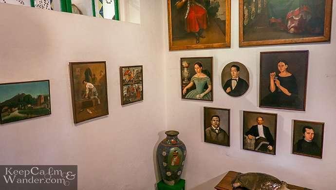 Blue House Frida Coyoacan