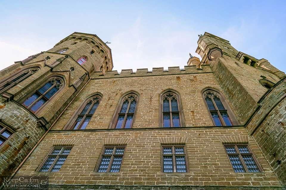 Burg Hohenzolern Hechingen  Germany Travel Blog