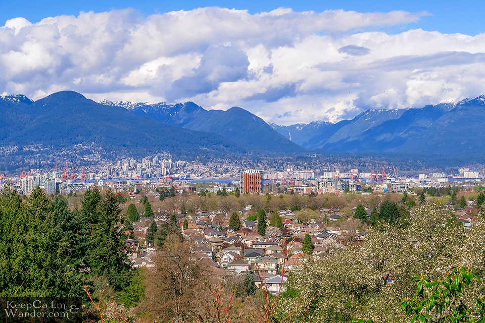 Springtime at Queen Elizabeth Park in Vancouver Travel Blog Skyline Vancouver