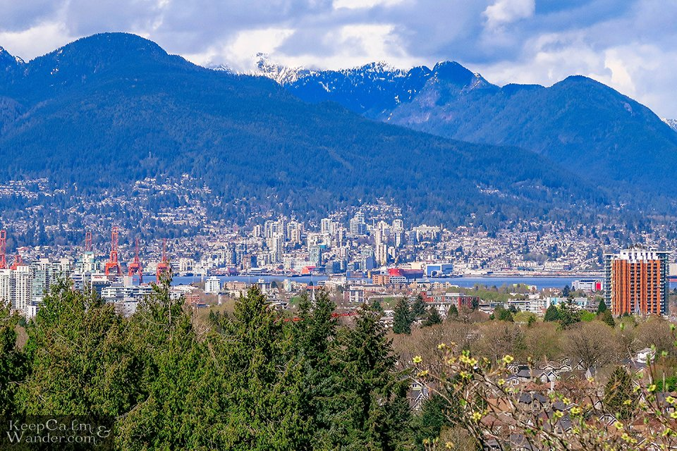Springtime at Queen Elizabeth Park in Vancouver Canada Travel Blog