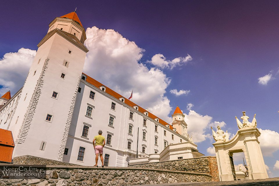 Bratislava Castle Things to do Slovak Republic Travel Blog