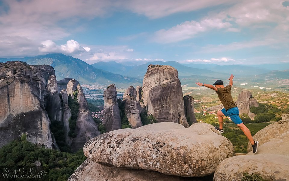 Meteora Monasteries are Hovering in the Air (Meteora, Greece). Travel Blog