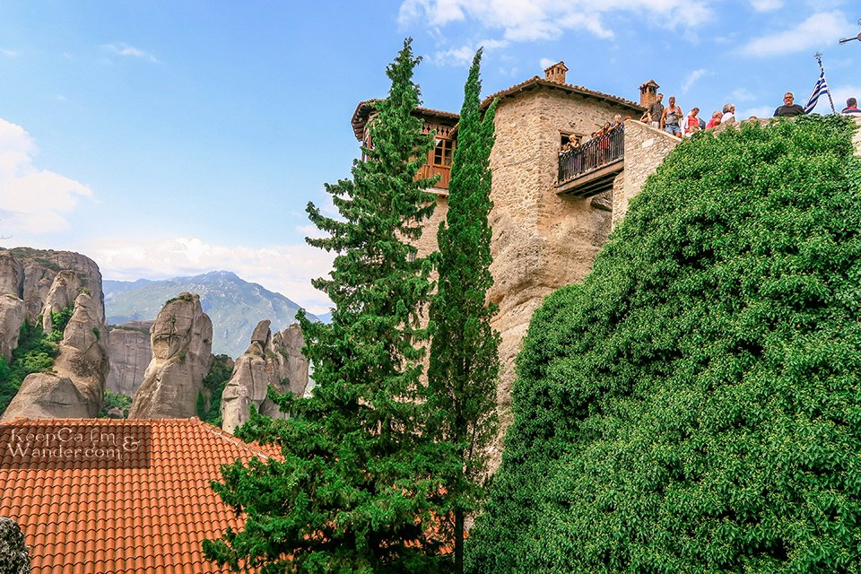 Where to Stay in Meteora Greece Travel Blog