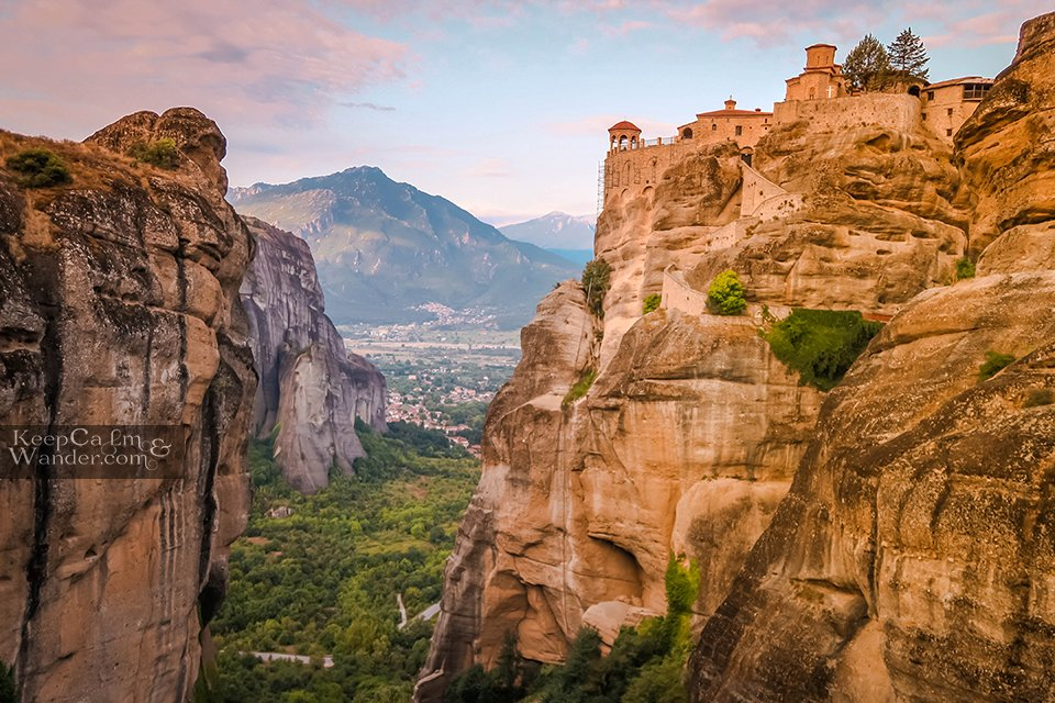 Things to do in Meteora Greece Travel Blog