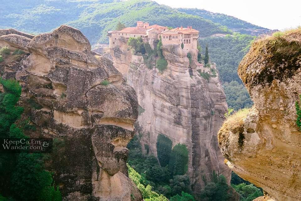 Hostels in Meteora Greece Travel Blog