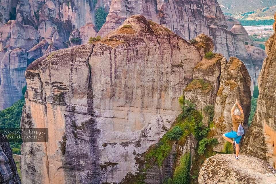 Varlaam Monastery in Meteora, Greece. Travel Blog