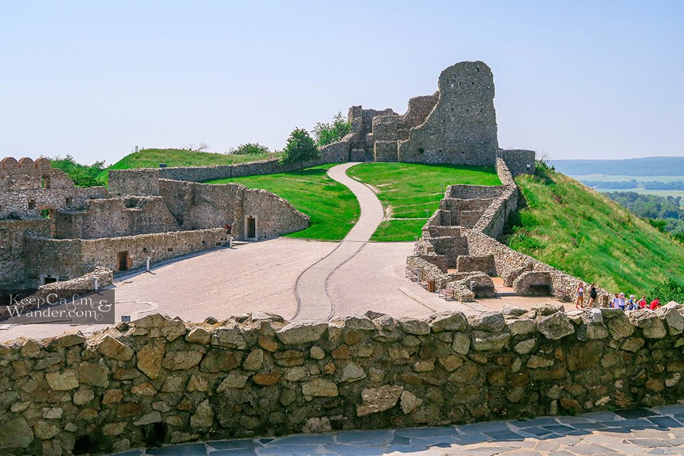 Explore Devin Castle from Bratislava for a half day.