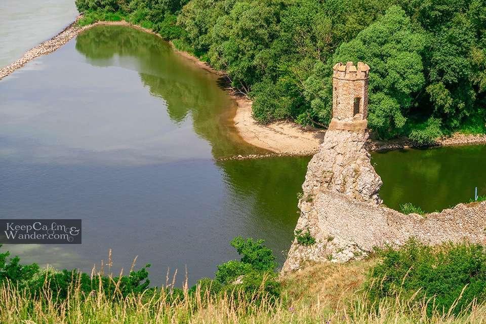 Danube and Morava River Bratislava