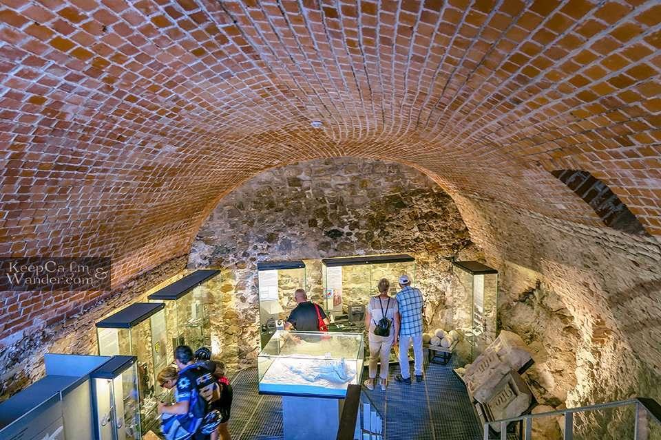 Explore Devin Castle from Bratislava for a half day.