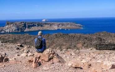 Nea Kameni Santorini Caldera Islands Greece 1