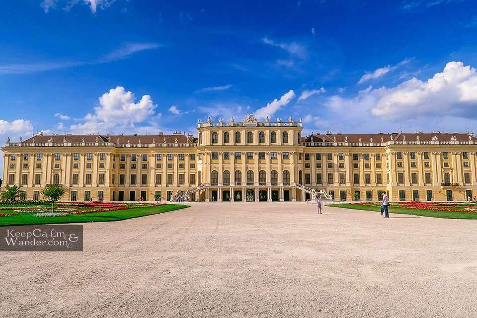 Schloss Vienna Austria Hotel Hostel
