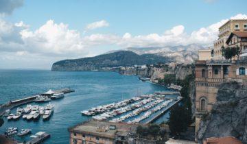 Sorreto Italy top budget destinations around the world