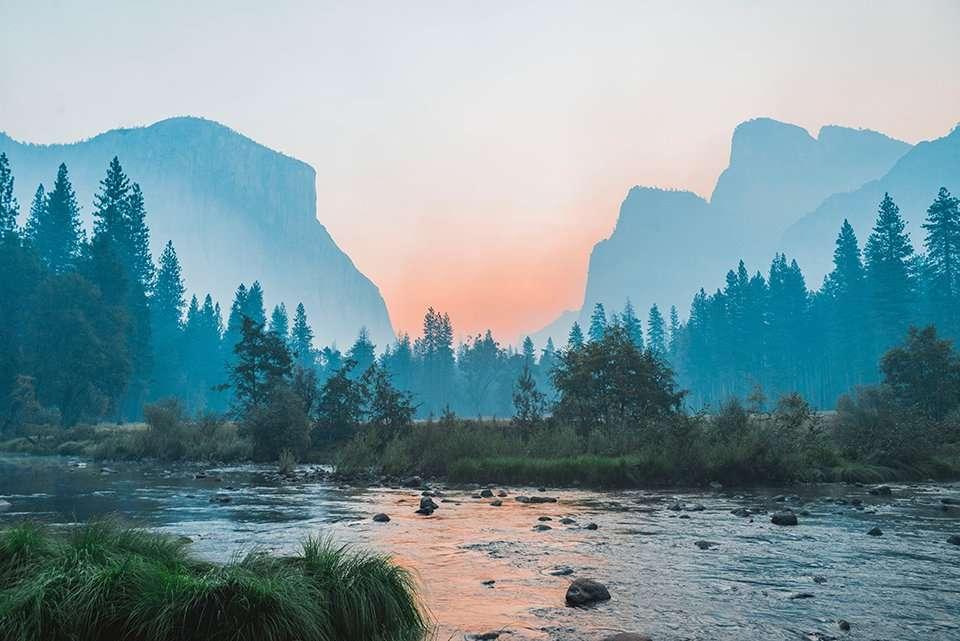 Yosemite Valley, USA Travel Blog