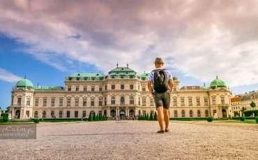 Belvedere Palace Austria Vienna 3