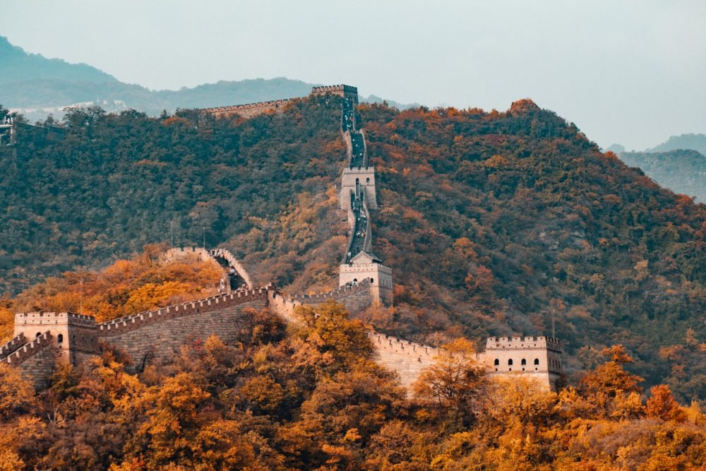Great Wall of China Beijing Hotel Hostel Things to do