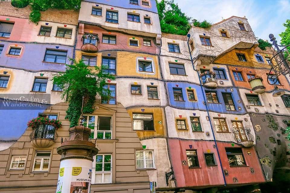 Hundertwasser Austria Things to do