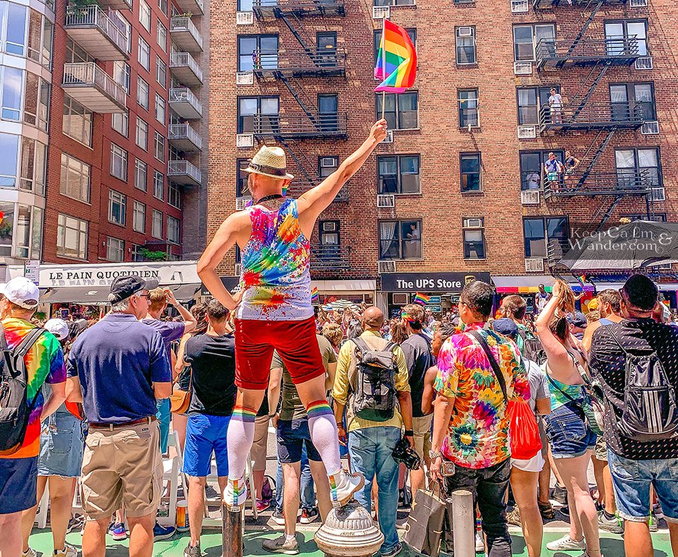 Stonewall 50: World Pride Parade in NYC Photos