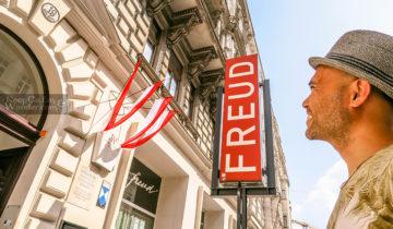 House of Sigmund Freud Museum Vienna
