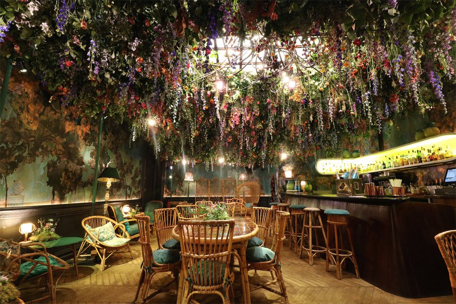 Sketch Restaurant London