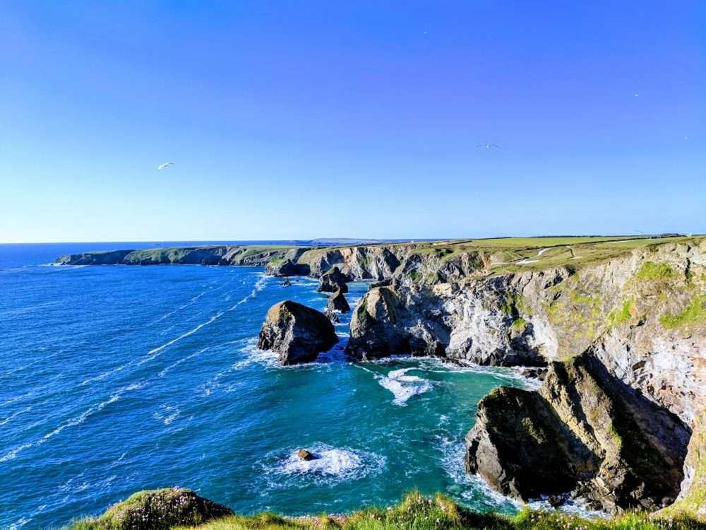 British Honeymoon Destinations / Hotel in Cornwall