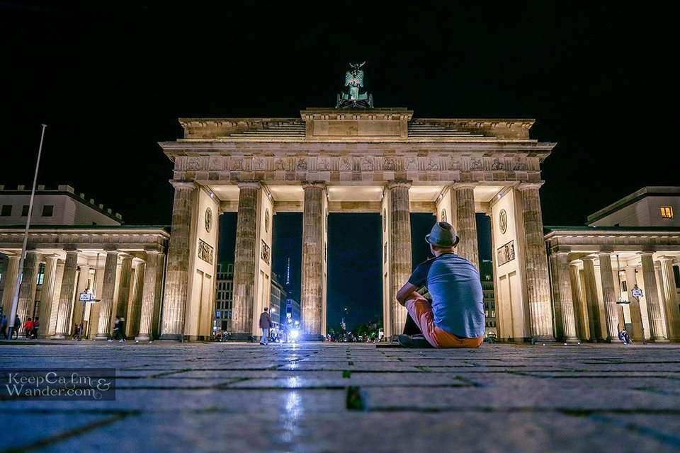Night in Berlin Hostel Hotel