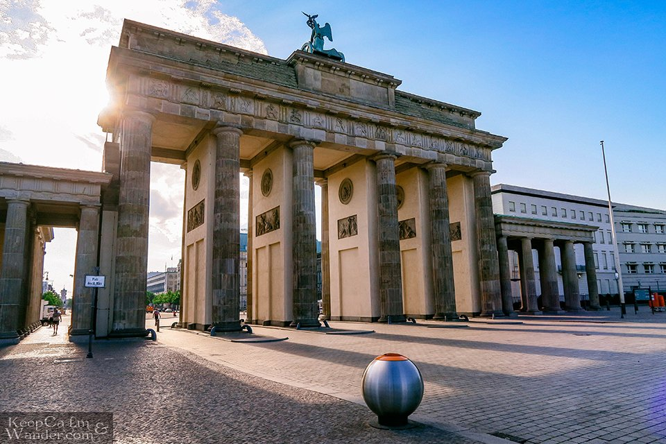 Brandenburg Tor - Your Gate to Berlin