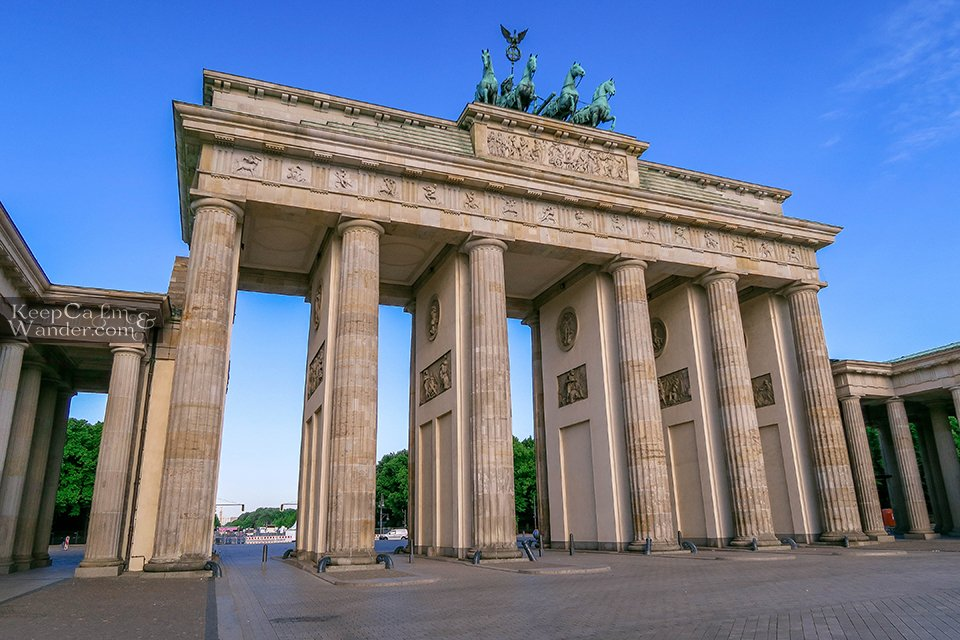 Brandenburg Tor Berlin Things to do