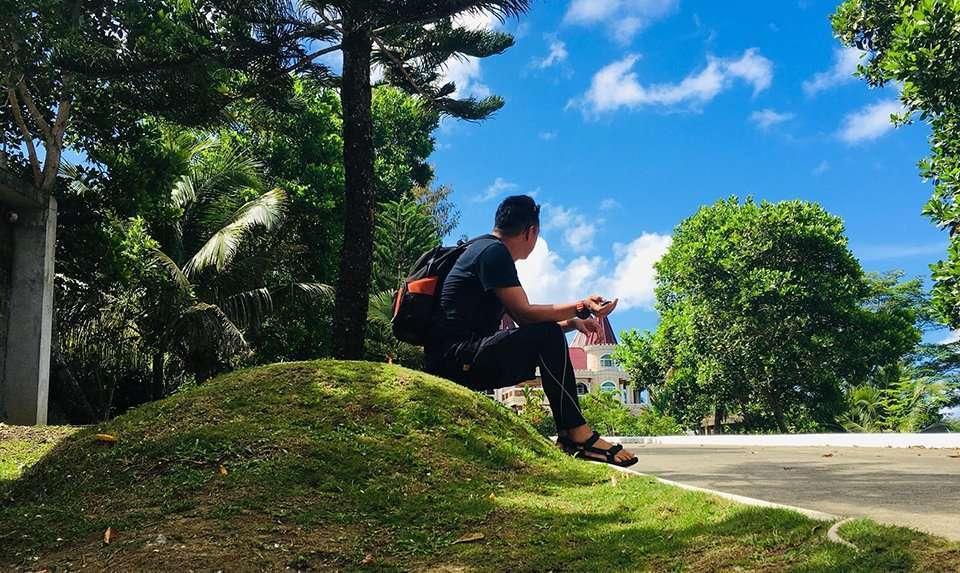 Dinagat Islands, Surigao del Norte (Philippines).