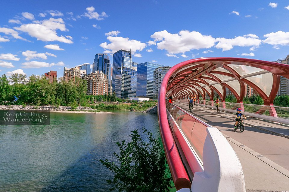 Calgary Skyline Things to do