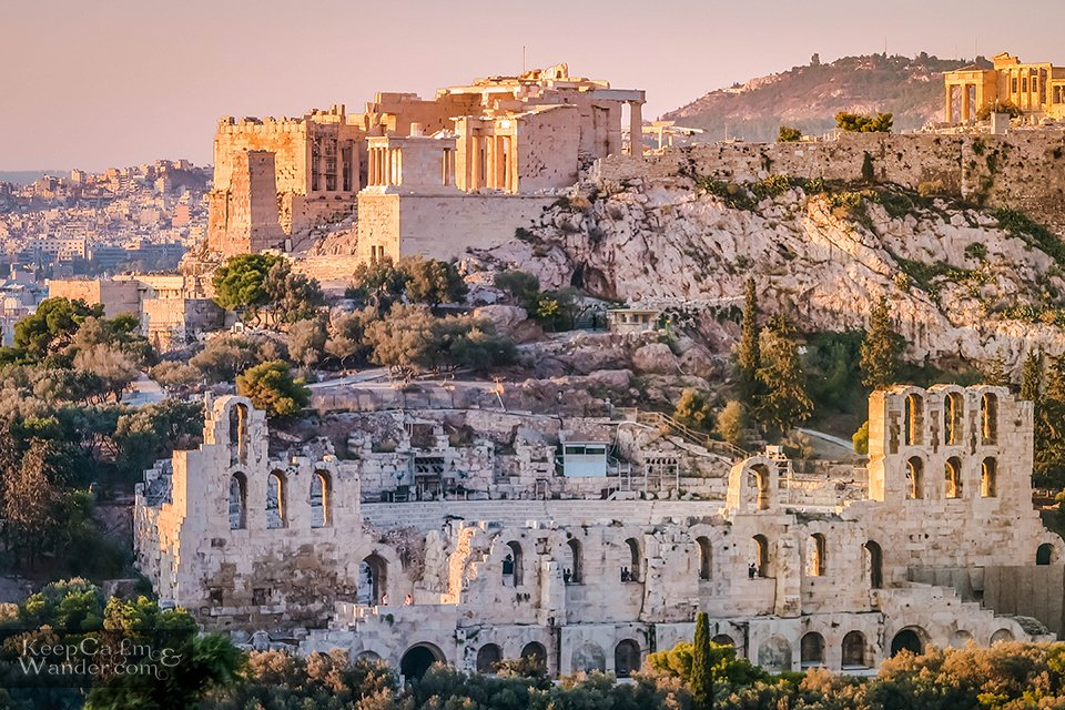 Free Things to do in Greece