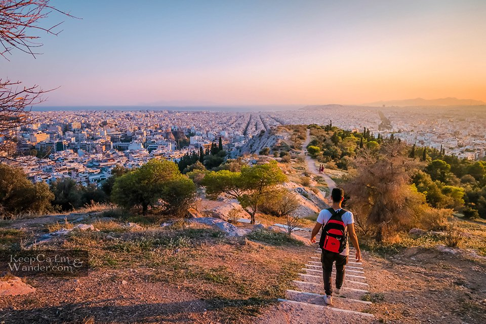 See Ancient Athens from Philopappou Hill Travel Blog