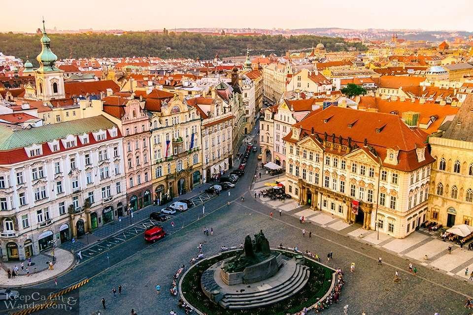 Prague Skyline Things to do