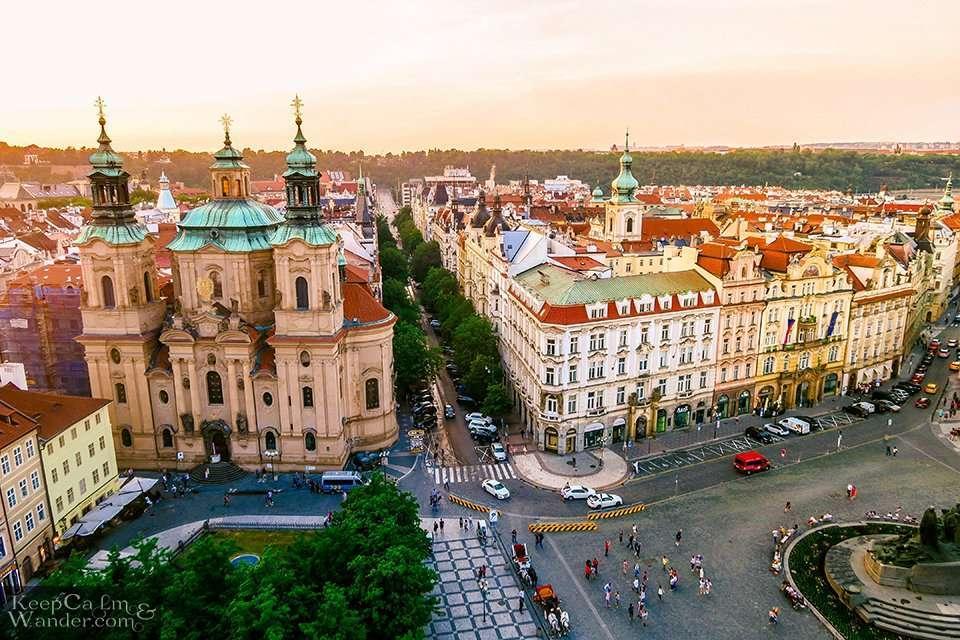 Prague City of Spires